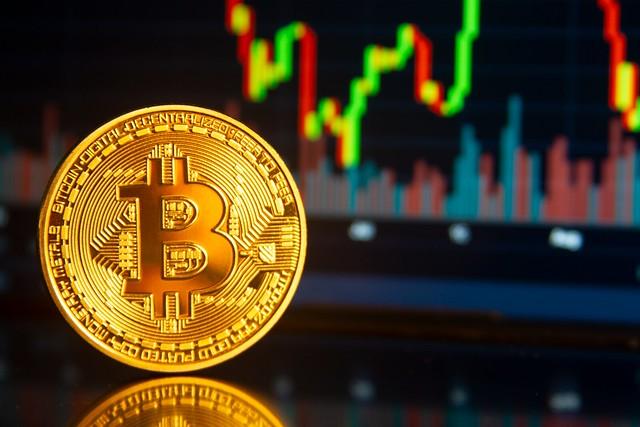 Crypto price trading