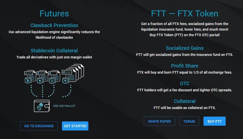 FTX Token Advantages