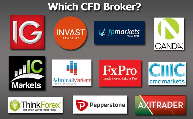 brokers cfd trading