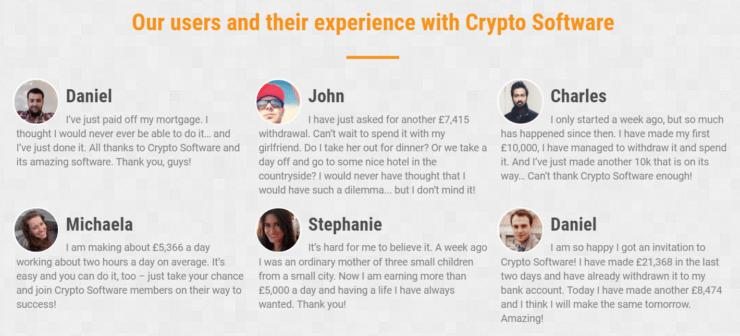 cryptosoft testimonials